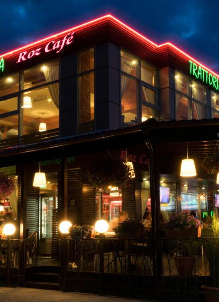 Trattoria Roz Cafe Militari Residence