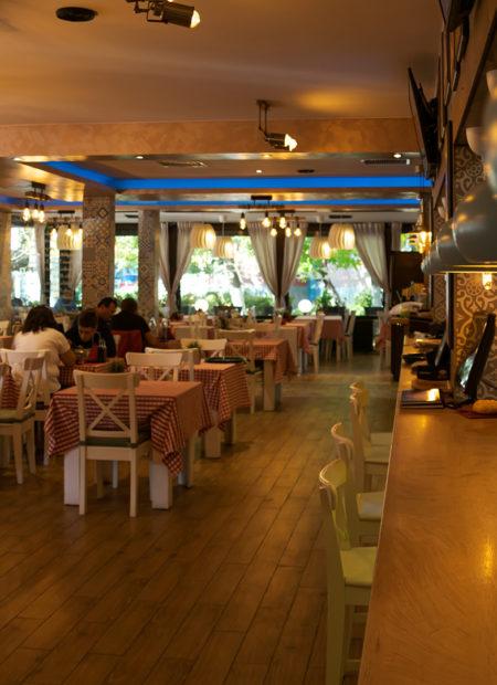 Trattoria Roz Cafe Lujerului