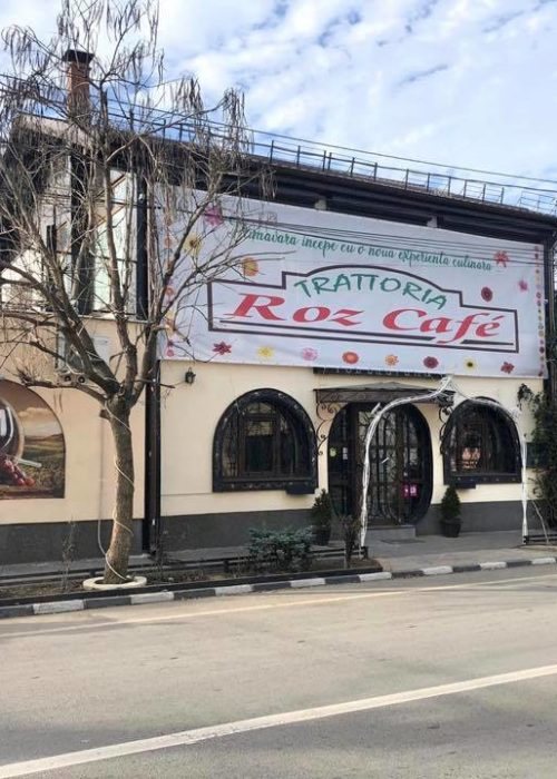 Trattoria Roz Cafe Roşu